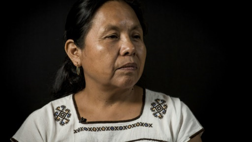 Indigenous candidate seeks to shake up Mexican politics