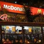 Olympics-McDonald's ends Olympic sponsor deal with IOC early