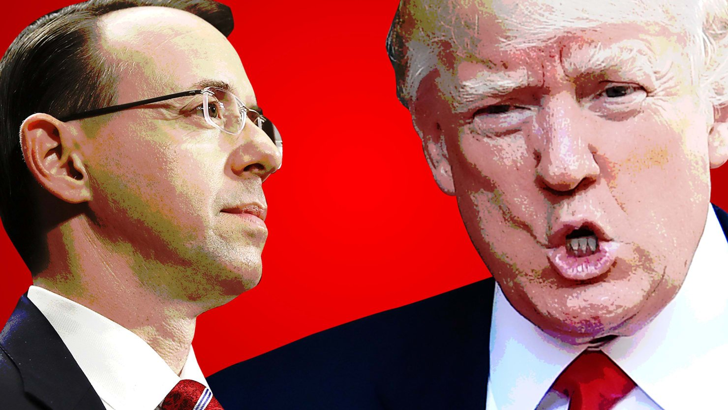 NEW: Trump declares war on Rosenstein: 'He has no qualms about throwing him under a bus' https://t.co/EFsJvNRh0L https://t.co/HnWWYEf9Oy