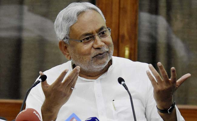 Bihar Chief Minister Nitish Kumar Calls For All Round Development Of Agriculture