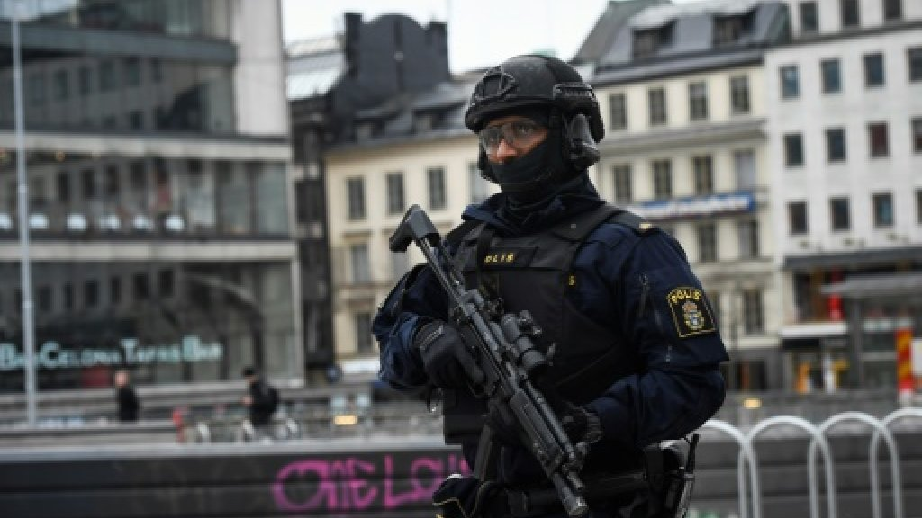 Sharp rise in violent Islamist extremists in Sweden: intelligence
