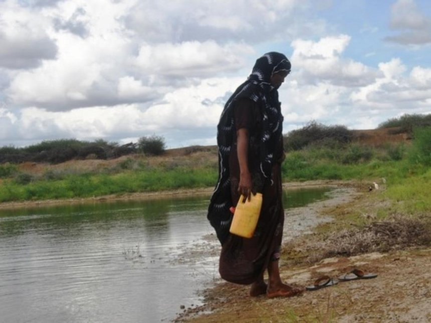 For women in Wajir, water is power