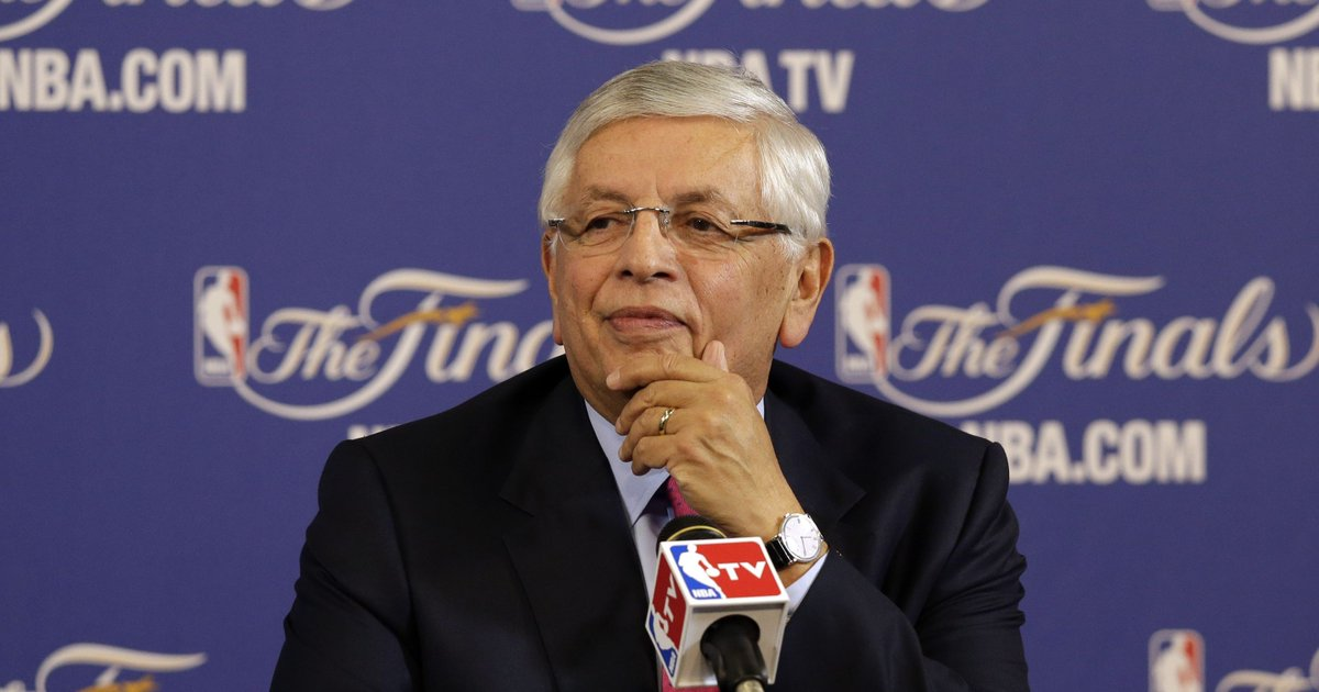 David Stern still remembers NBA lockout criticism from 'idiot' Bryant Gumbel