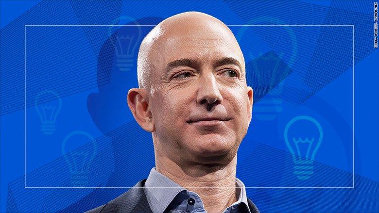 """Alexa, is Jeff Bezos the smartest guy in business?"""