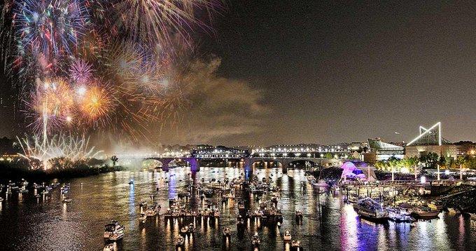 Chattanooga Fireworks