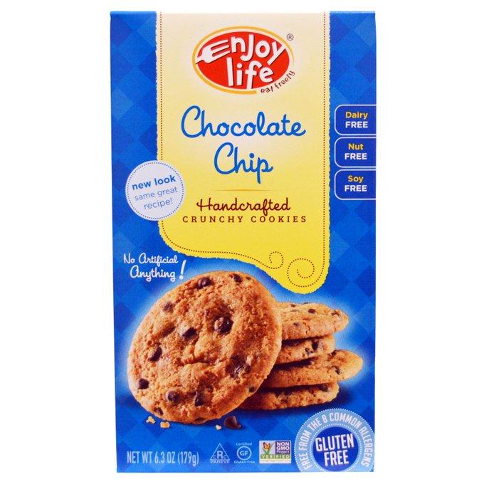 free enjoy life cookies at cvs! freebies coupons couponing couponcommunity deals