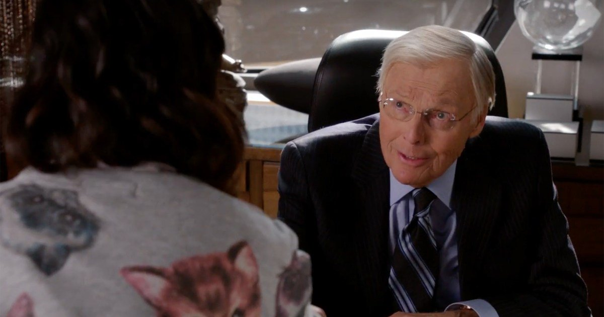 Watch Adam West's unaired episode of NBC's canceled superhero comedy Powerless: