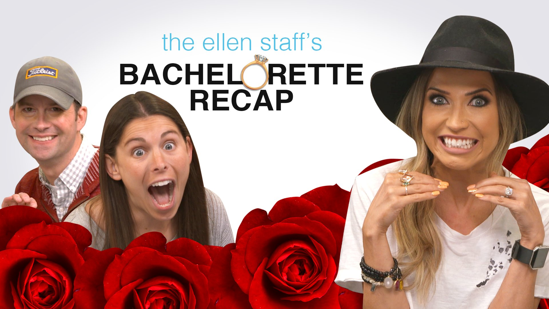 .@KaitlynBristowe from #TheBachelorette is in the building! I love this Bachelorette recap so much. https://t.co/Gc5HL7q1V3