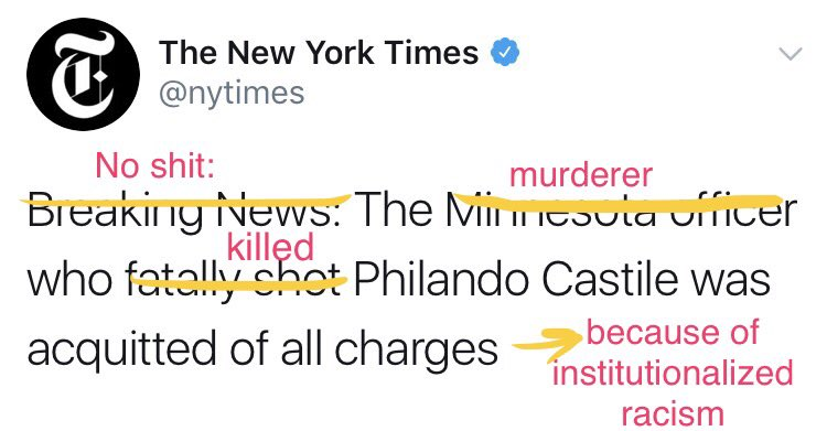 Fixed it. #BlackLivesMatter https://t.co/xU9x1IWlJH