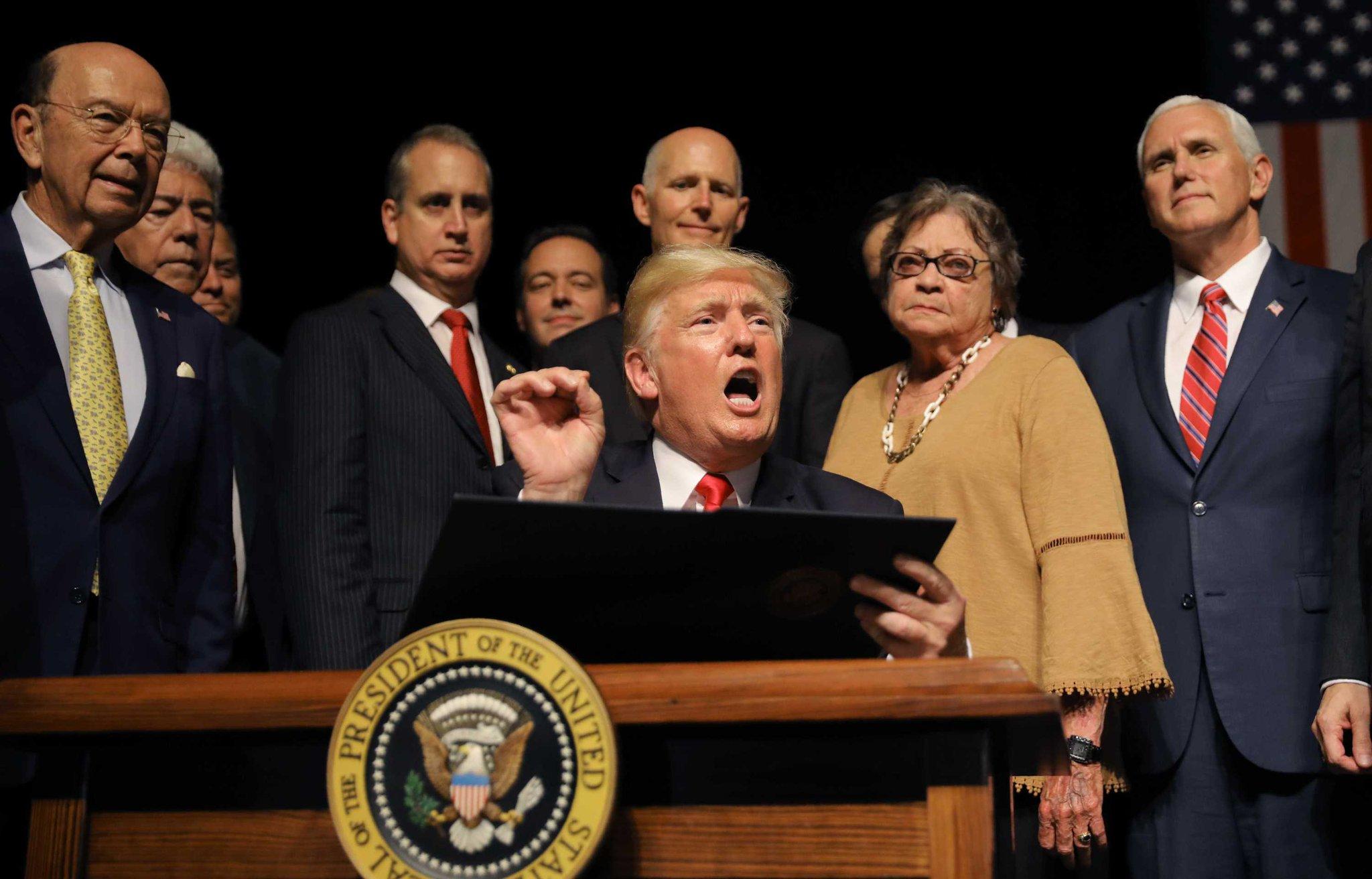 Политика трампа в отношении кубы