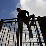 Child migrants risk lives to reach Europe from... Spain