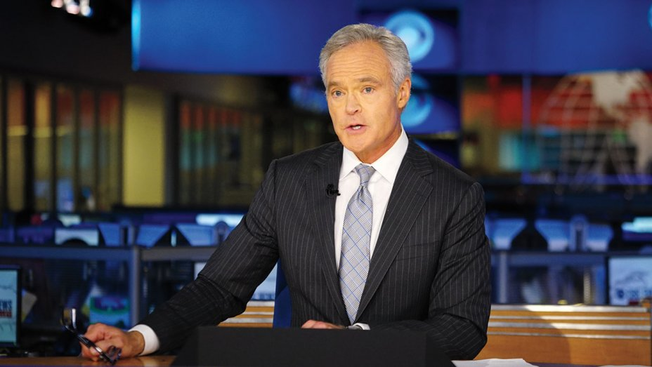 "Scott Pelley signs off 'CBS Evening News': ""Goodbye and good luck"""