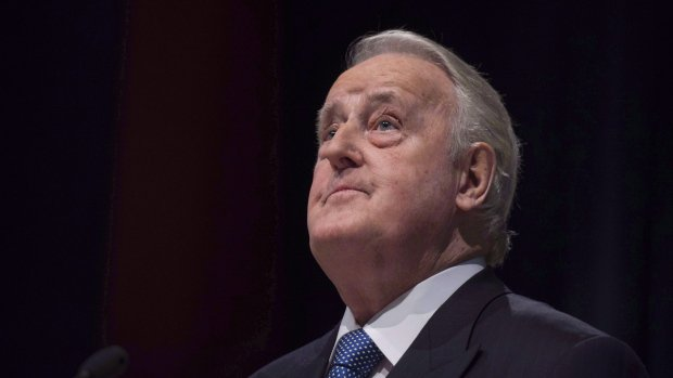 Mulroney predicts Canada will get new free trade deal with U.S.