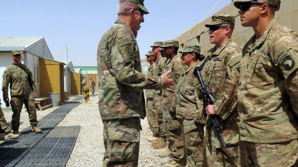 Gen. Keane: 10,000 to 20,000 additional troops needed in Afghanistan