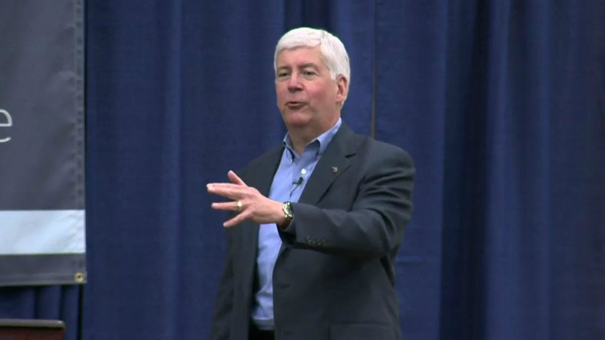 Snyder heads to Europe in bid to boost trade, lure business