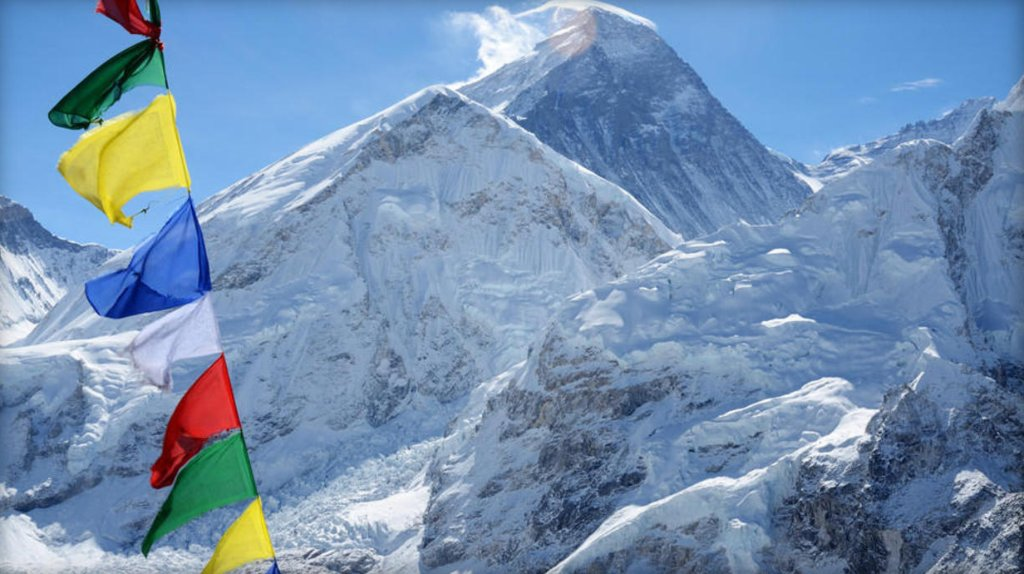 Has Everest's iconic Hillary Step really collapsed? Here's the science: