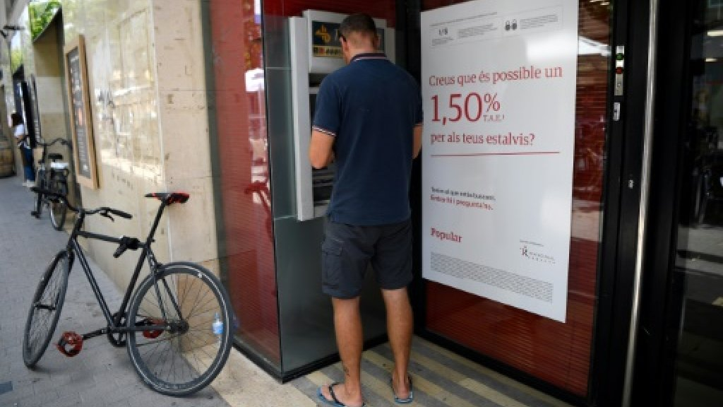 Spain may recover only 28% of aid to banks: report
