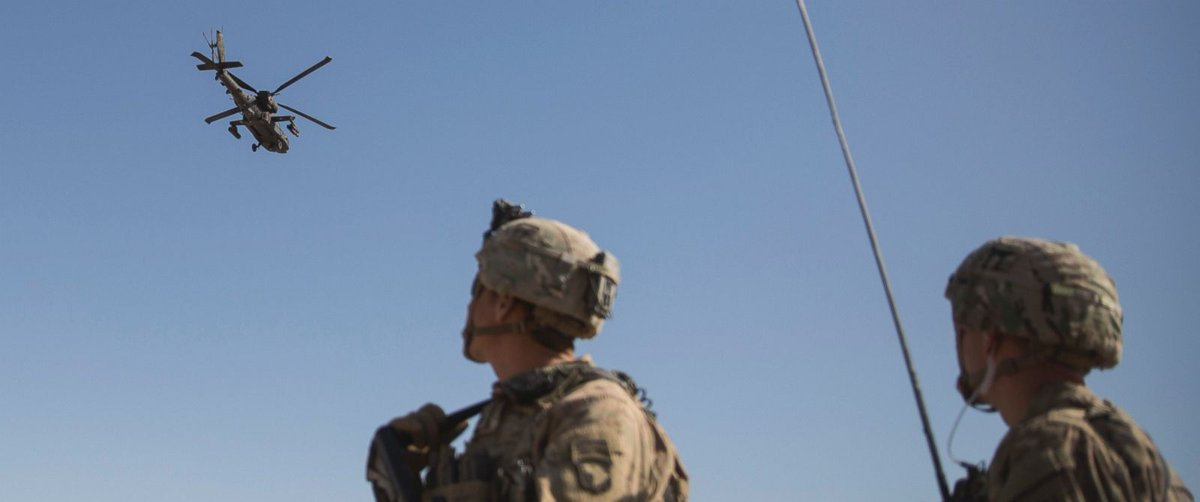 Pentagon deciding whether to send additional troops to Afghanistan.