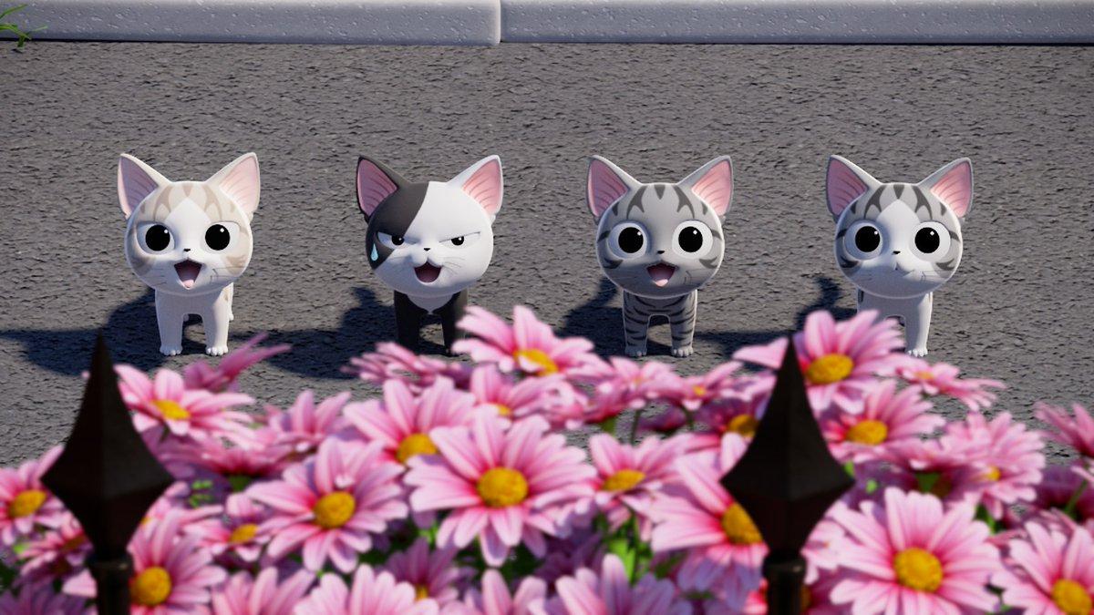 チーらよ!あちたはチーのアニメ 37カイめ「チー、みんなと冒険する・前編」れす!みんな、みてねー!みゃー!「こねこのチー