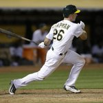 Chapman's 1st hit leads Athletics to 7-6 win over Yankees