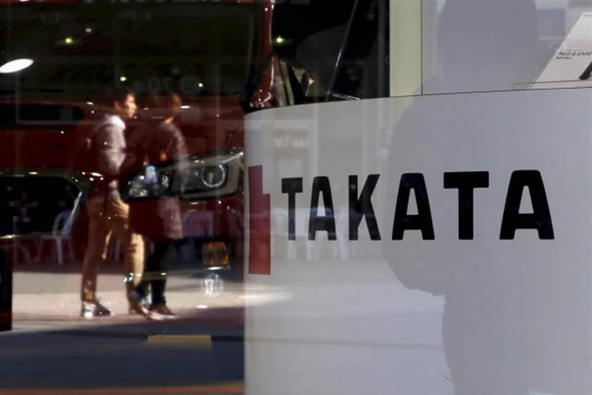 Airbag maker Takata reportedly close to bankruptcy after global recall