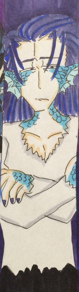 レヴィアタン七大罪【嫉妬】を司る大悪魔。【主】により創られたチート竜で、かなり硬い皮膚を持つ。嫉妬とは程遠い呑気な性格だ