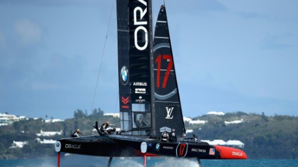 N. Zealand back to challenge USA in America's Cup 'heavyweight' clash