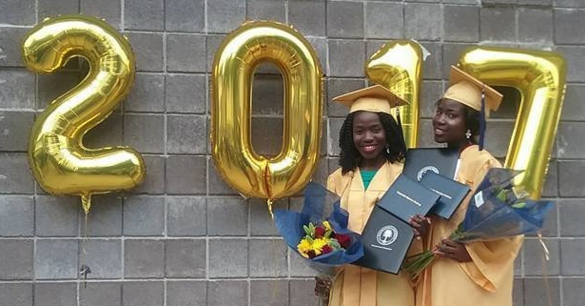 2 Escaped Boko Haram Victims Graduate From High School