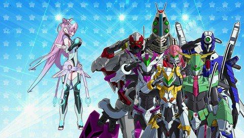 戦うパワードスーツお巡りさんアニメですシリーズ構成は荒川稔久さんニチアサや勇者シリーズ好きな方は是非…!#おまわりさん