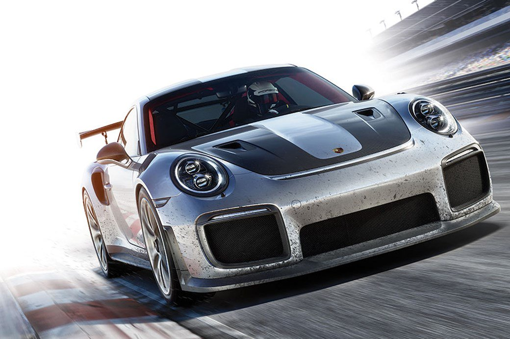 First look: new Porsche 911 GT2 RS revealed at E3 2017