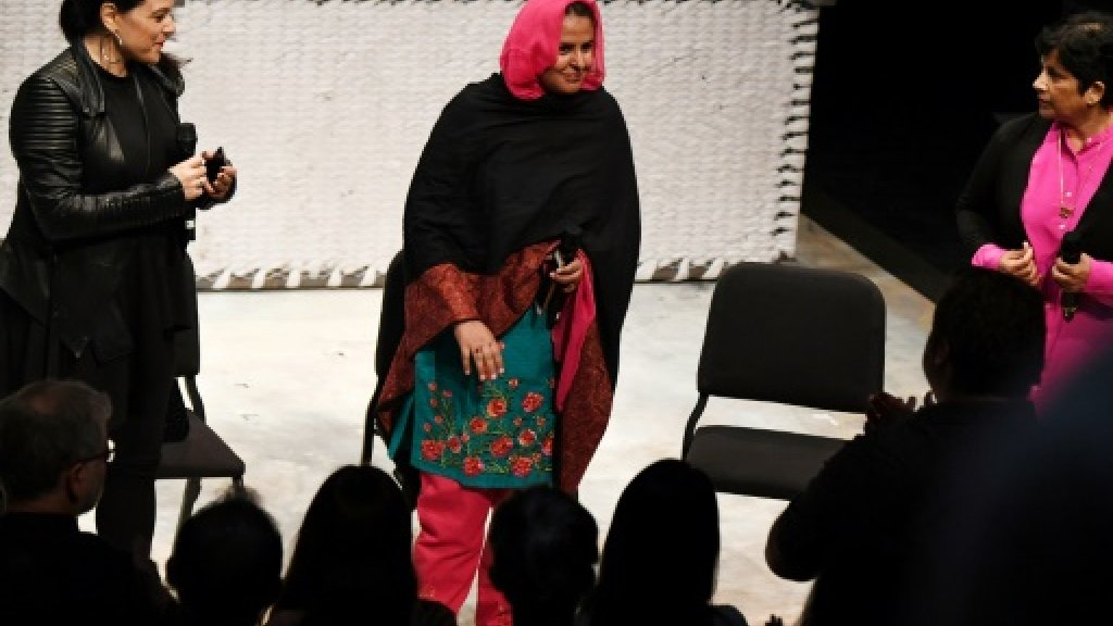 Pakistan rape victim attends US opera inspired by her story