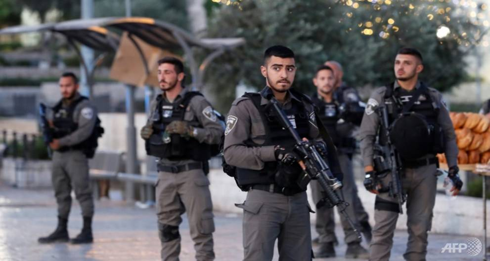 Palestinians dismiss IS claim of Israel policewoman killing