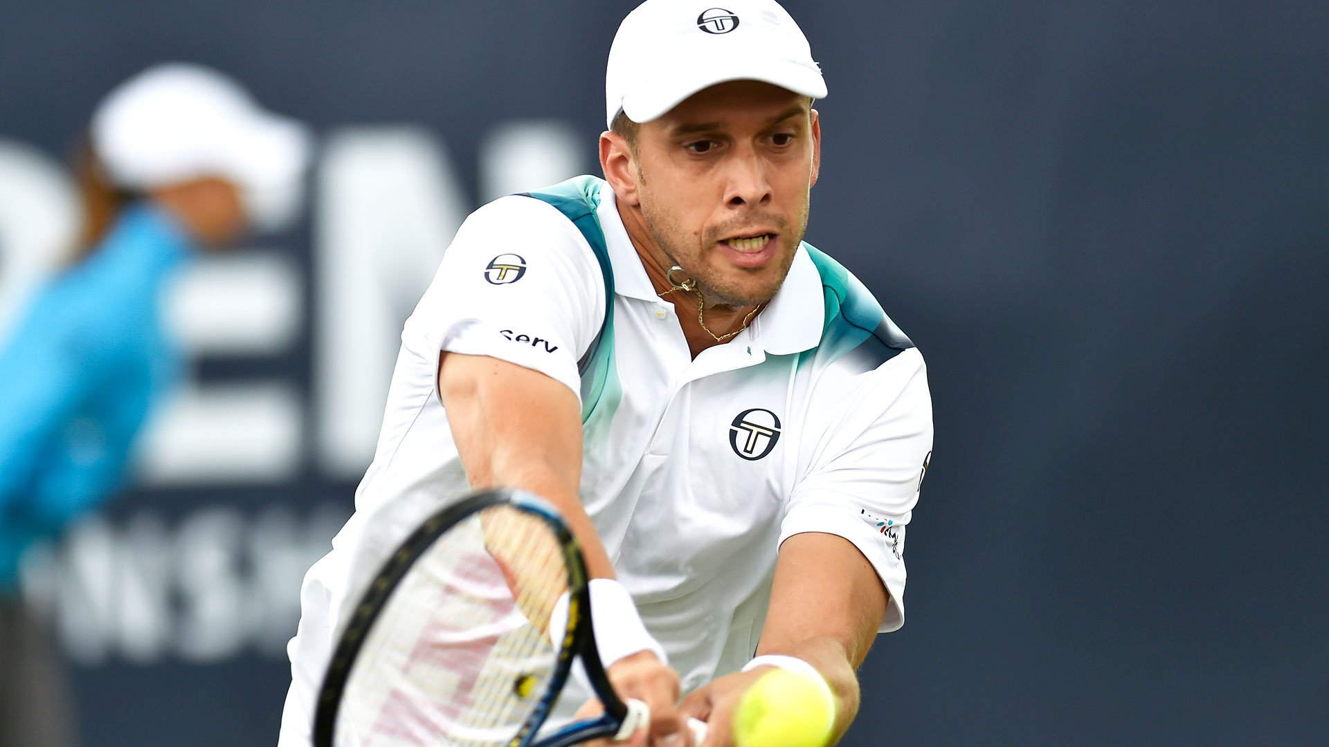 Gilles Muller upsets Alexander Zverev to reach another final at the @RicohOpen. Read: https://t.co/lE8lyhvaad https://t.co/mElmNXa3Xh