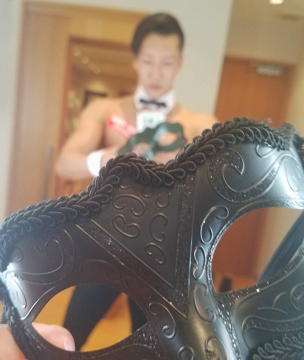 ほんのマスクザナイト盛り上がりましたー!マスクとマッスルの相性なかなかいいですね💪名古屋の皆様次回は8/12マッスルカフ