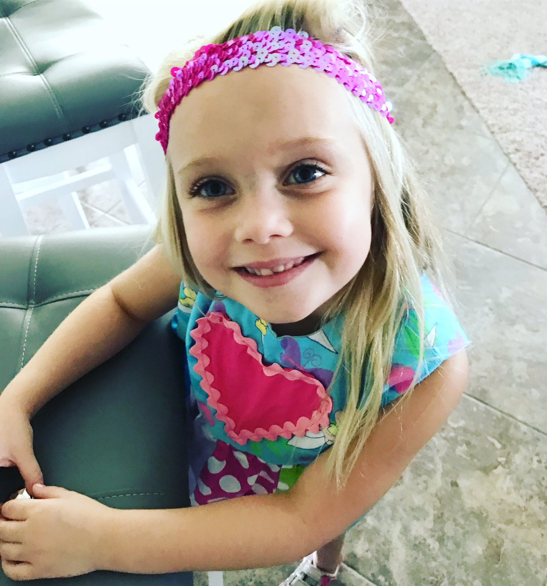 test Twitter Media - Even our precious future FUGErs are loving the sparkly headbands! We can't even handle this little one! https://t.co/Xd0cVMUvbW