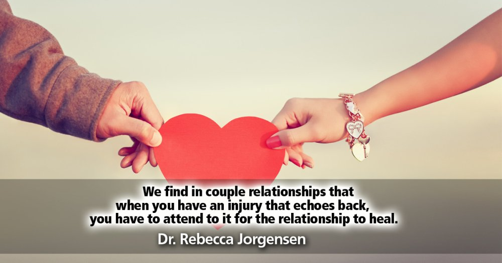 Attend to your relationship injury for the relationship to HEAL #Healing #Relationship #Love #EFT https://t.co/vSq68wPQec
