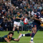 Rugby - South Africa overpower France to clinch series