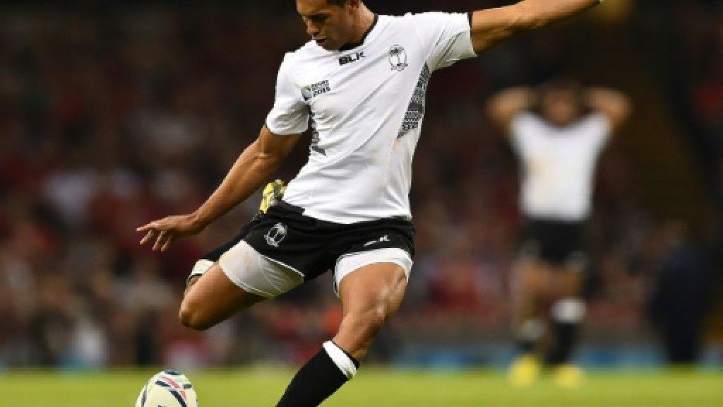 Drop-goal drama as Fiji pip Italy in Suva Test