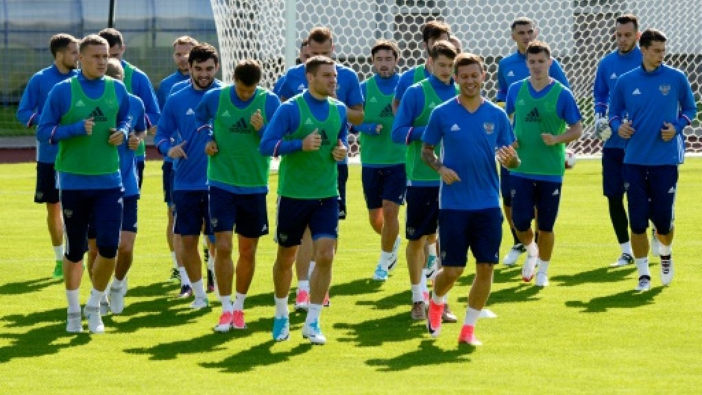 Russia set for World Cup stress test in Confed Cup