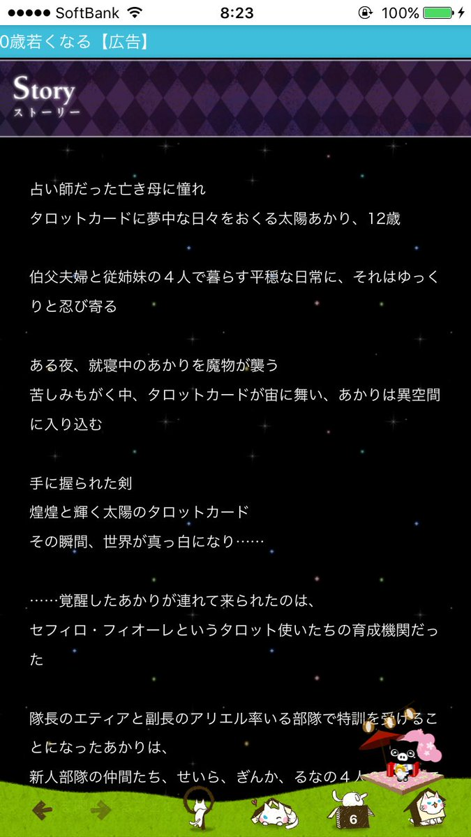 幻影ヲ駆ケル太陽のあらすじ(公式HPより)
