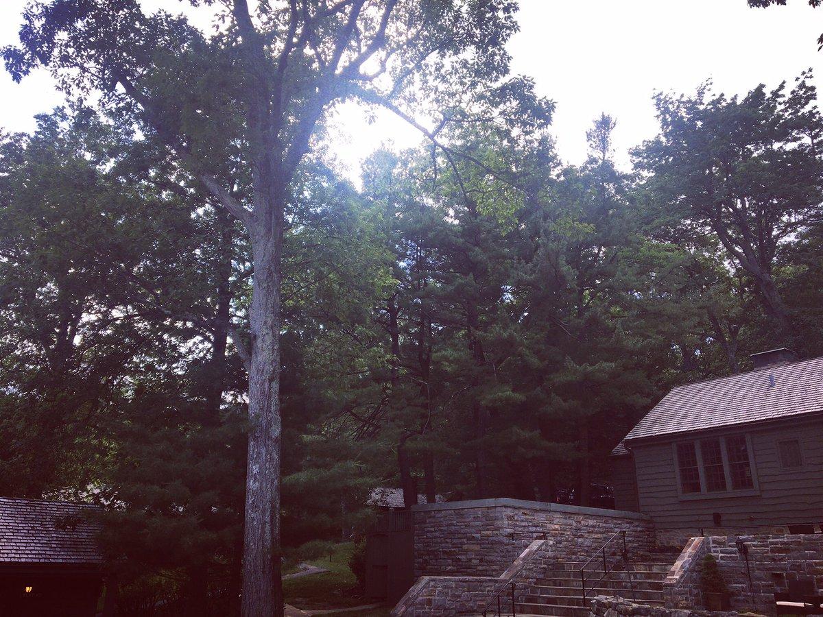 Barron, @Potus and I enjoying beautiful Camp David! #family #sport #weekend https://t.co/K20G8YpkKm