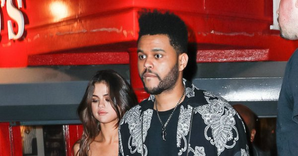If we said Selena Gomez and The Weeknd didn't love movie dates, we'd be a Bad Liar.