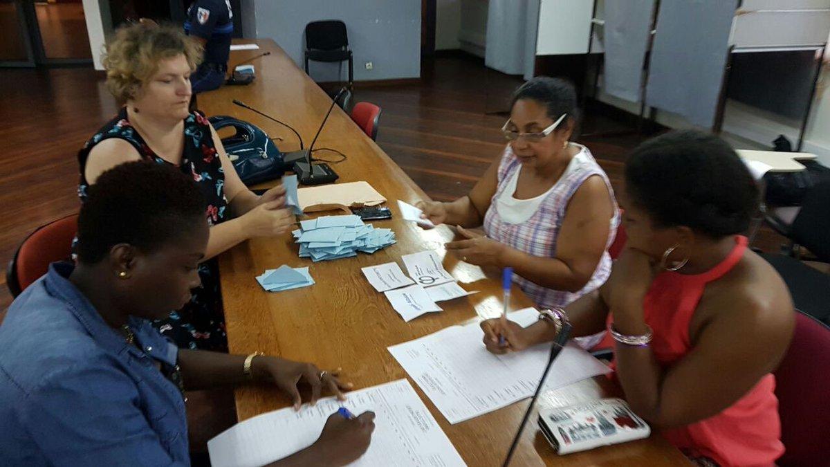 Elections législatives, second tour : le direct de Guyane 1ère
