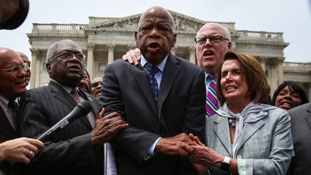 Civil rights icon John Lewis stumps for Ossoff in Georgia special election https://t.co/au1C93wtmX https://t.co/MCPB7L8LCO