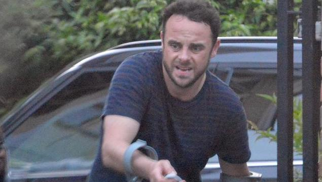 TV's Ant broke down in tears as he confessed his addictions to best friend Dec