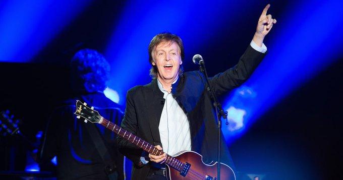 Happy Birthday,Paul McCartney !!!