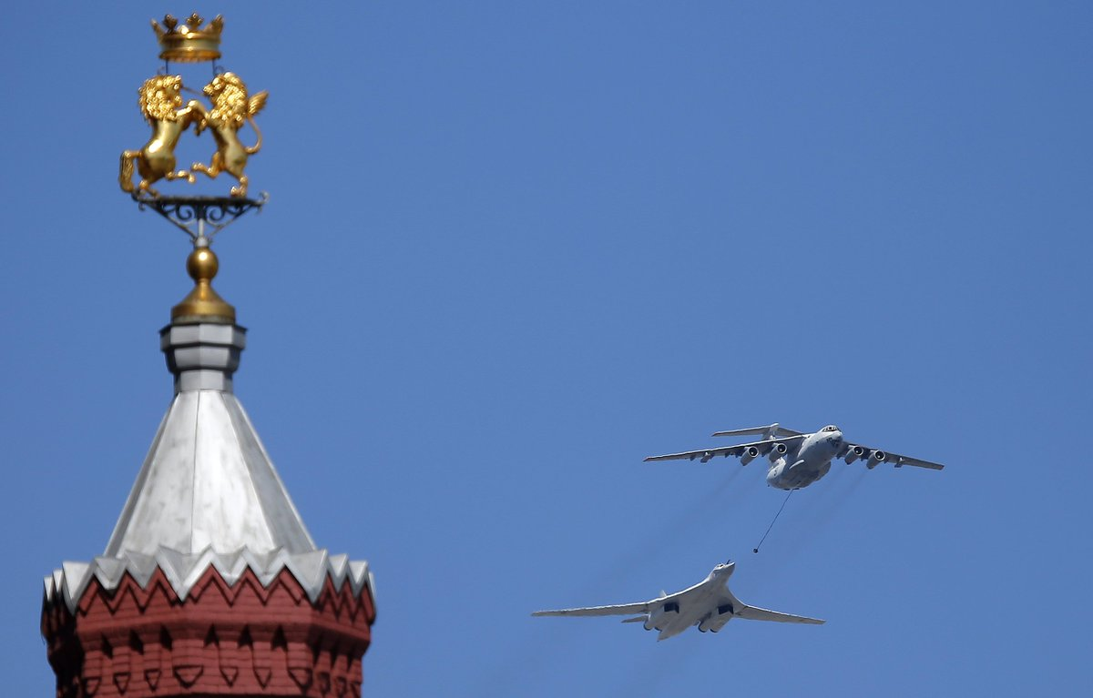 As Russian bombers cross Baltic, NATO, Sweden and Finland send in jets