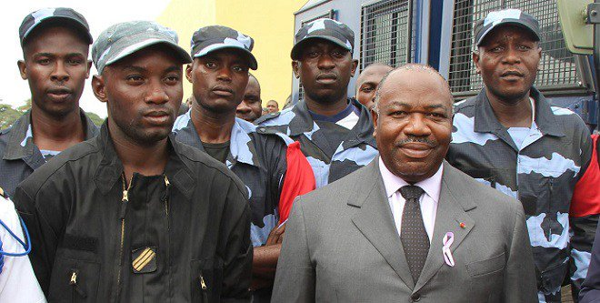 Gabon probes threats to leader before ICC visit