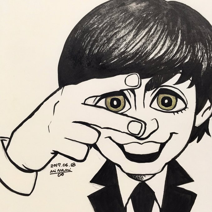 Round 2 - Day 344(710)  Happy Birthday Paul McCartney