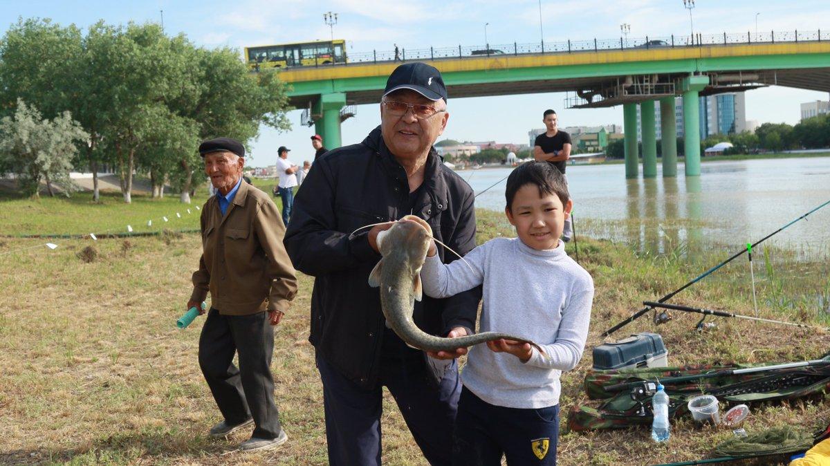 рыбалка в казахстане в атырау